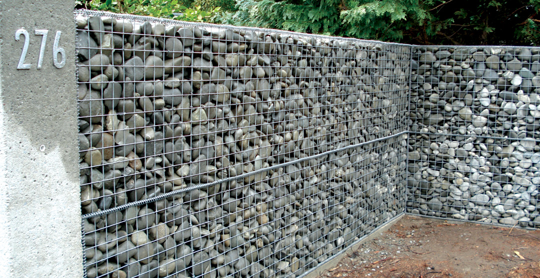 Gabion Works 187 Stone Baskets Made To Measure